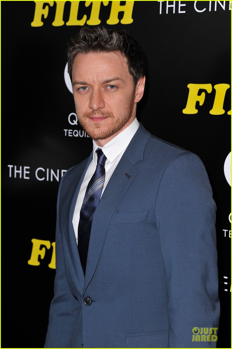 james mcavoy imogen poots filth screening 04
