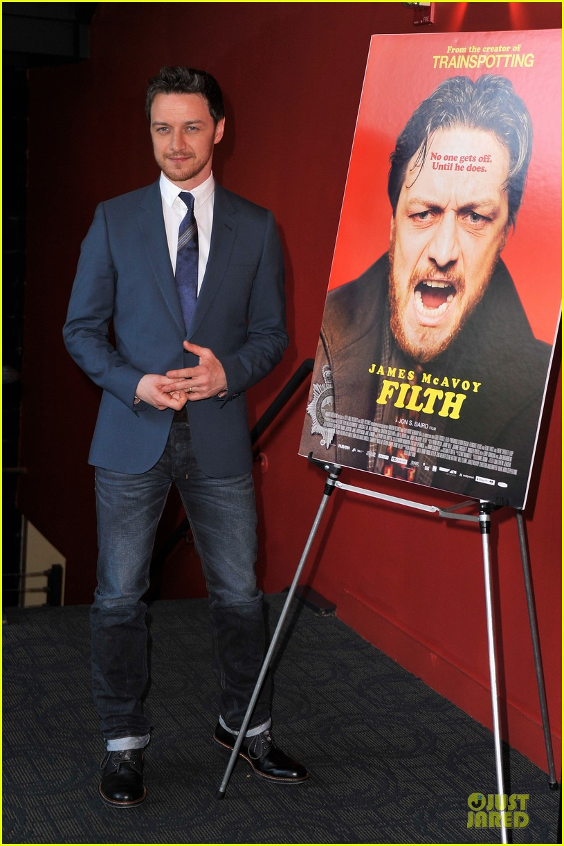 james mcavoy imogen poots filth screening 093117972