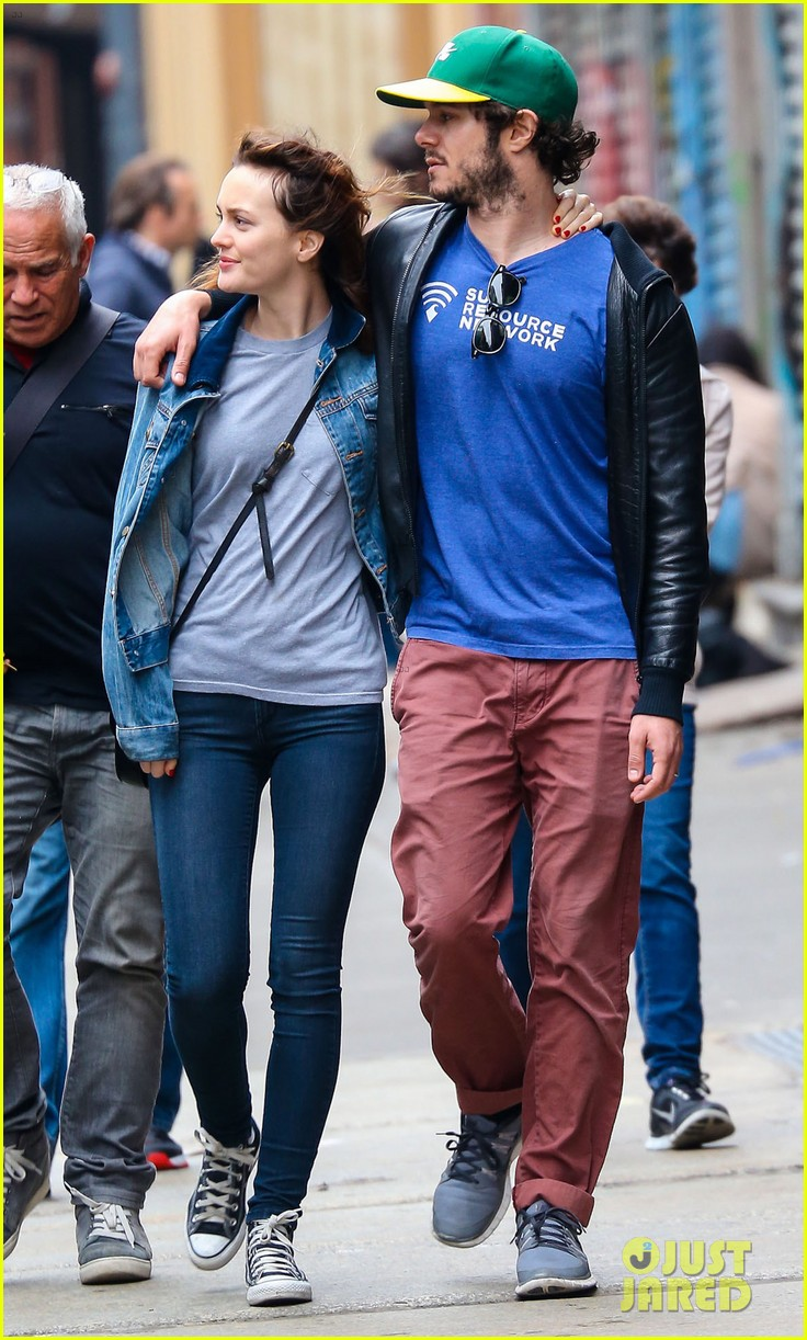 leighton meester adam brody cutest couple 093114595