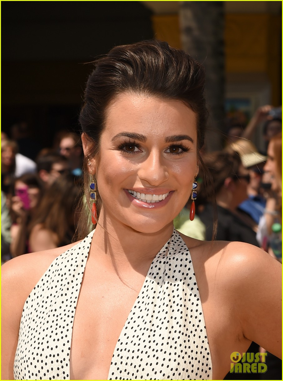 lea michele legends of oz premiere 04