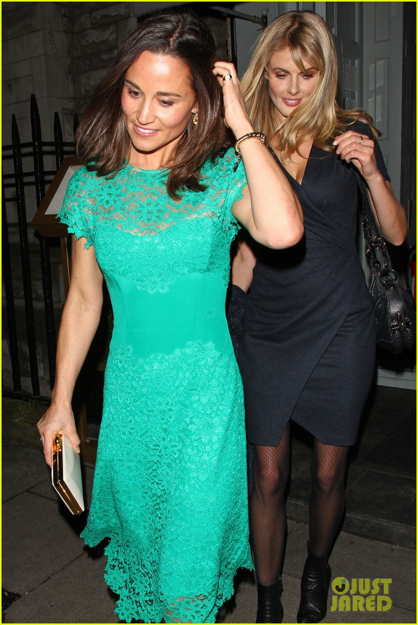 is pippa middletons butt real 13