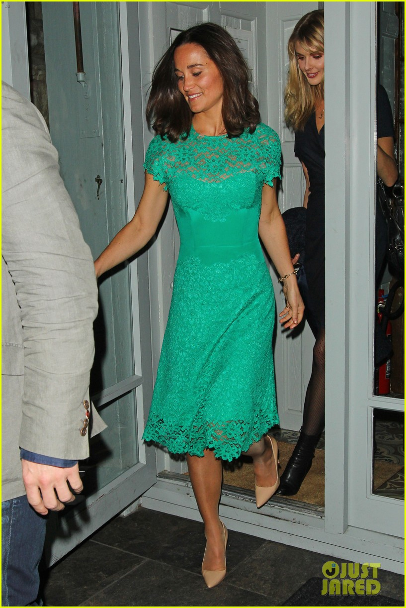 is pippa middletons butt real 17