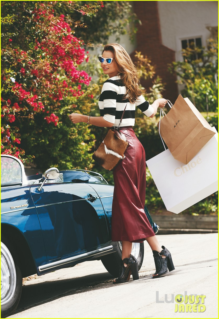 miranda kerr lucky magazine june july 2014 02