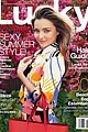 miranda kerr lucky magazine june july 2014 01
