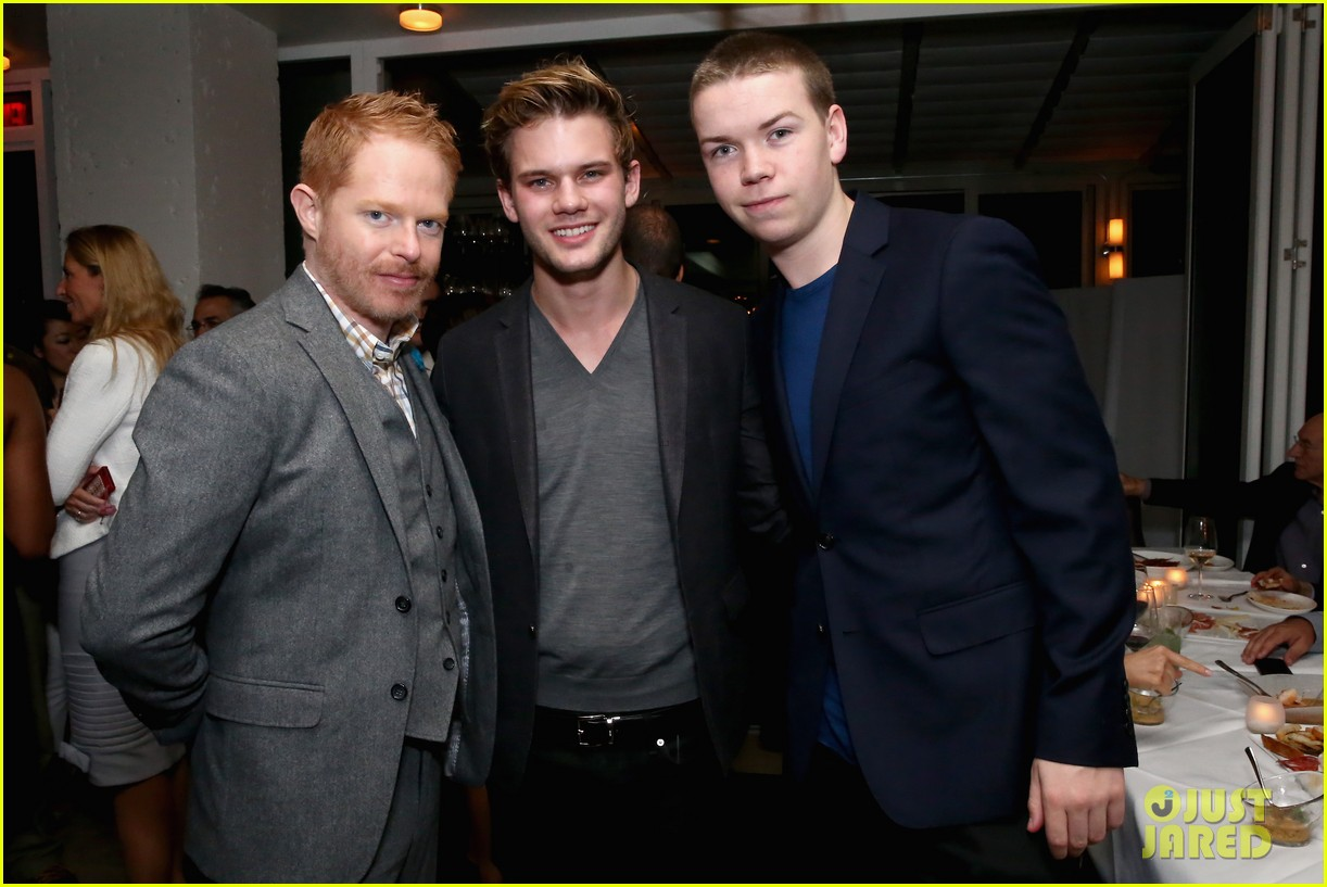 matthew morrison jeremy irvine eric podwall whcd weekend party 093104395