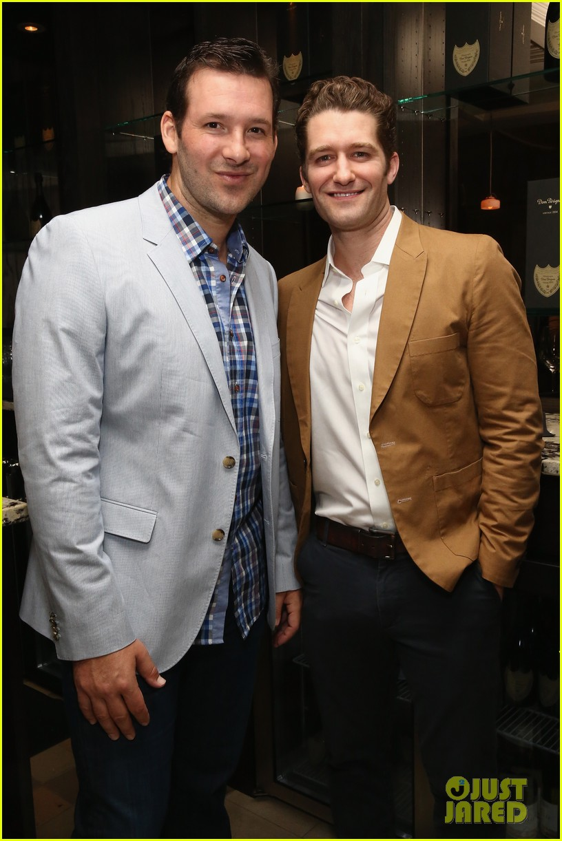 matthew morrison jeremy irvine eric podwall whcd weekend party 10