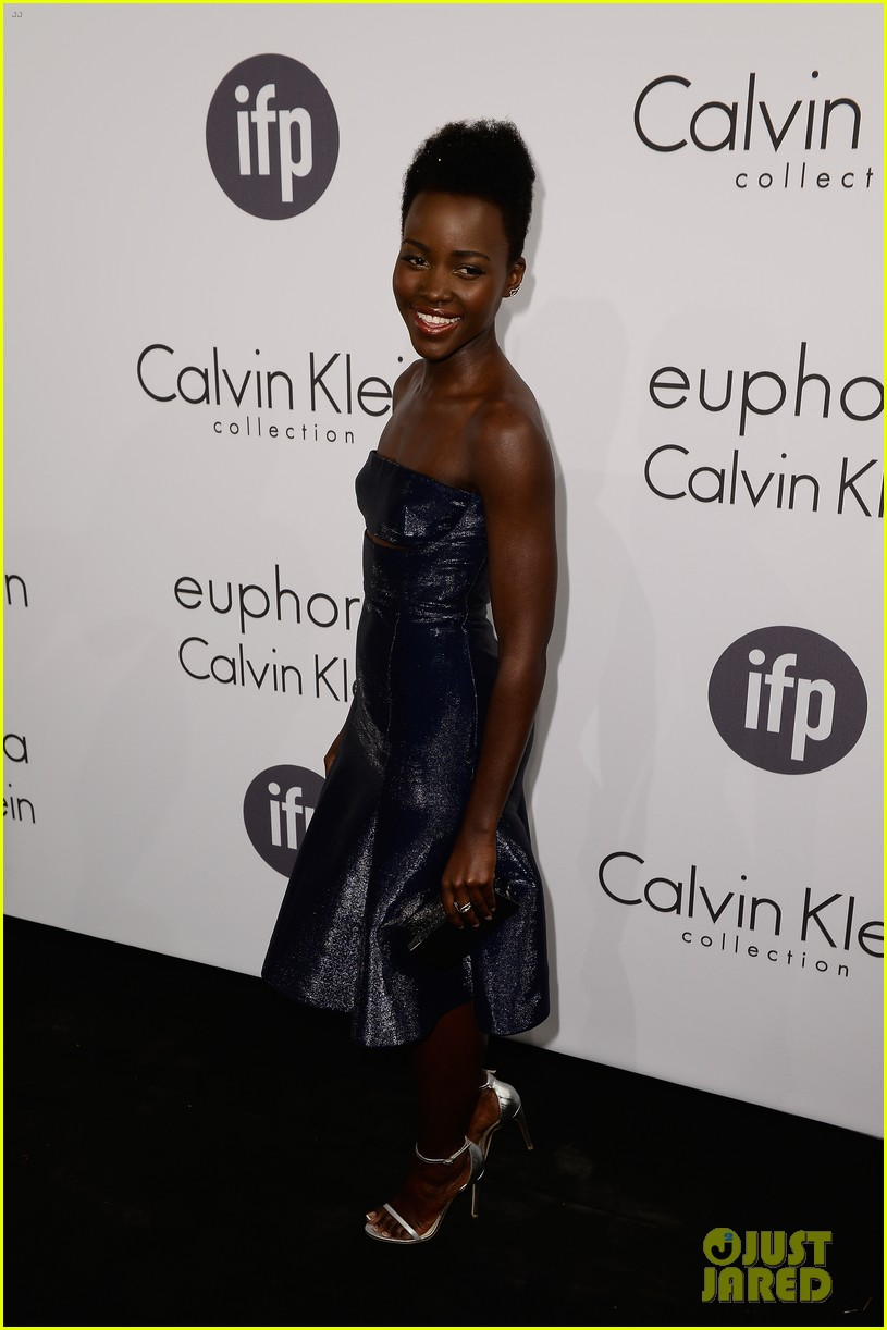 lupita nyongo rooney mara party with calvin klein at cannes 123114408