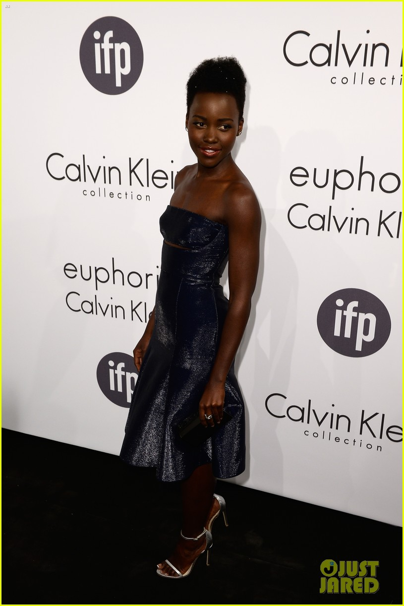 lupita nyongo rooney mara party with calvin klein at cannes 18