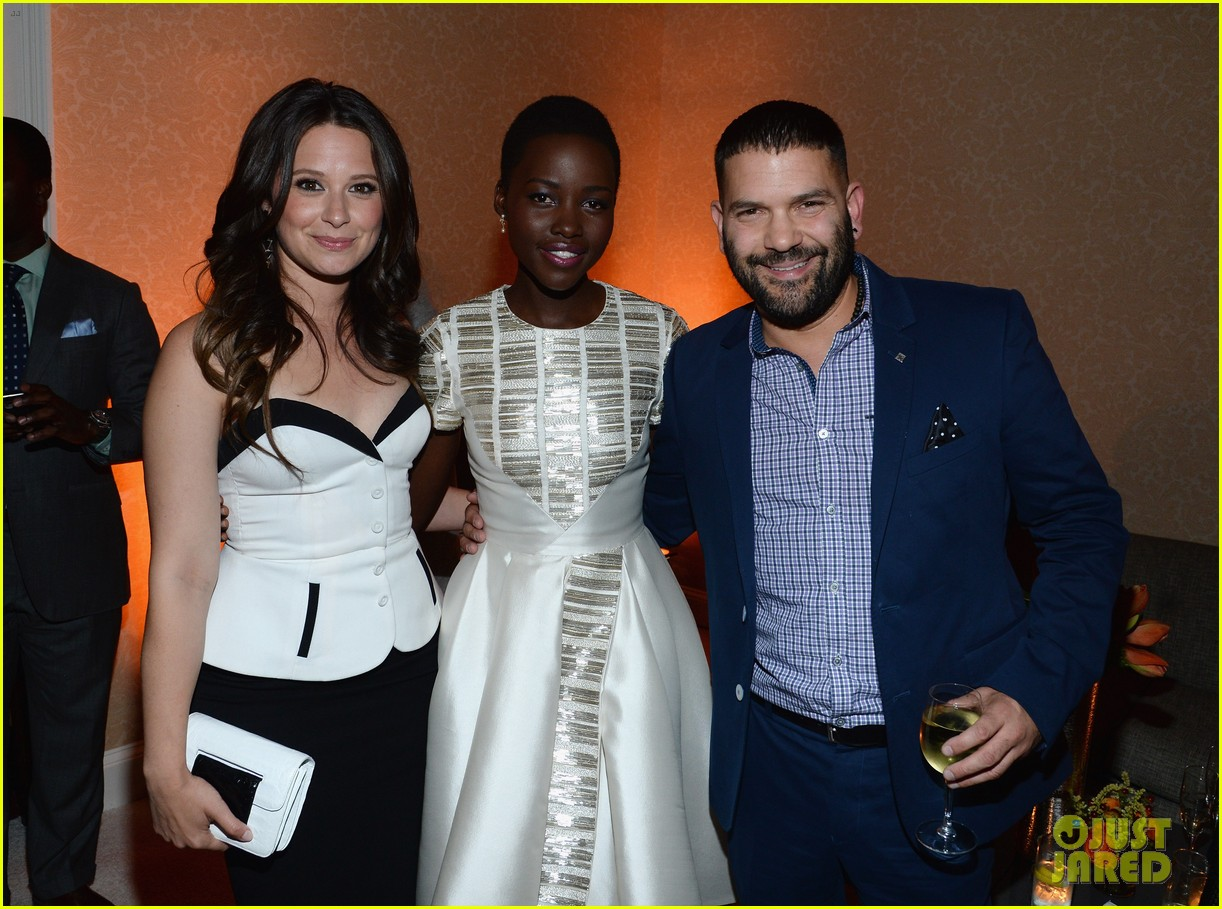 lupita nyongo meets scandal cast in washington dc 283104077