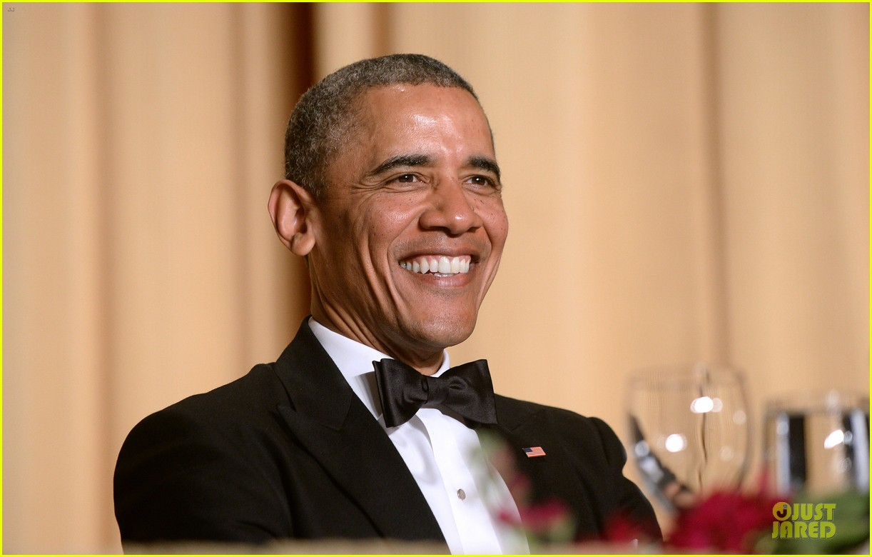 president obama shares jokes at white house correspondents dinner 2014 023104722