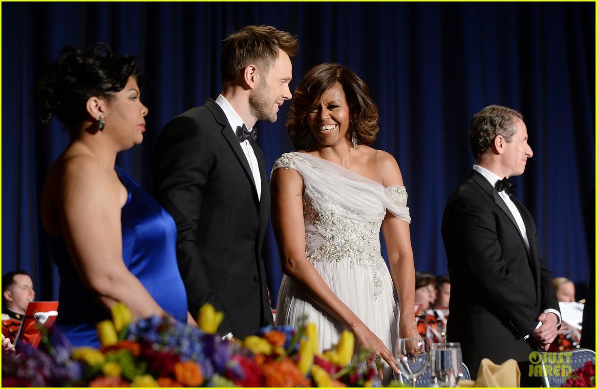 president obama shares jokes at white house correspondents dinner 2014 03
