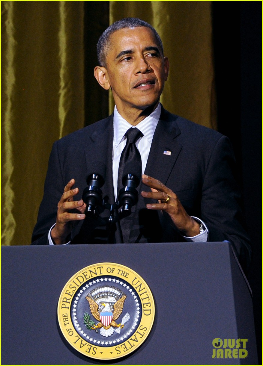 president obama gets honored at usc shoah foundations 20th anniversary gala 073108469