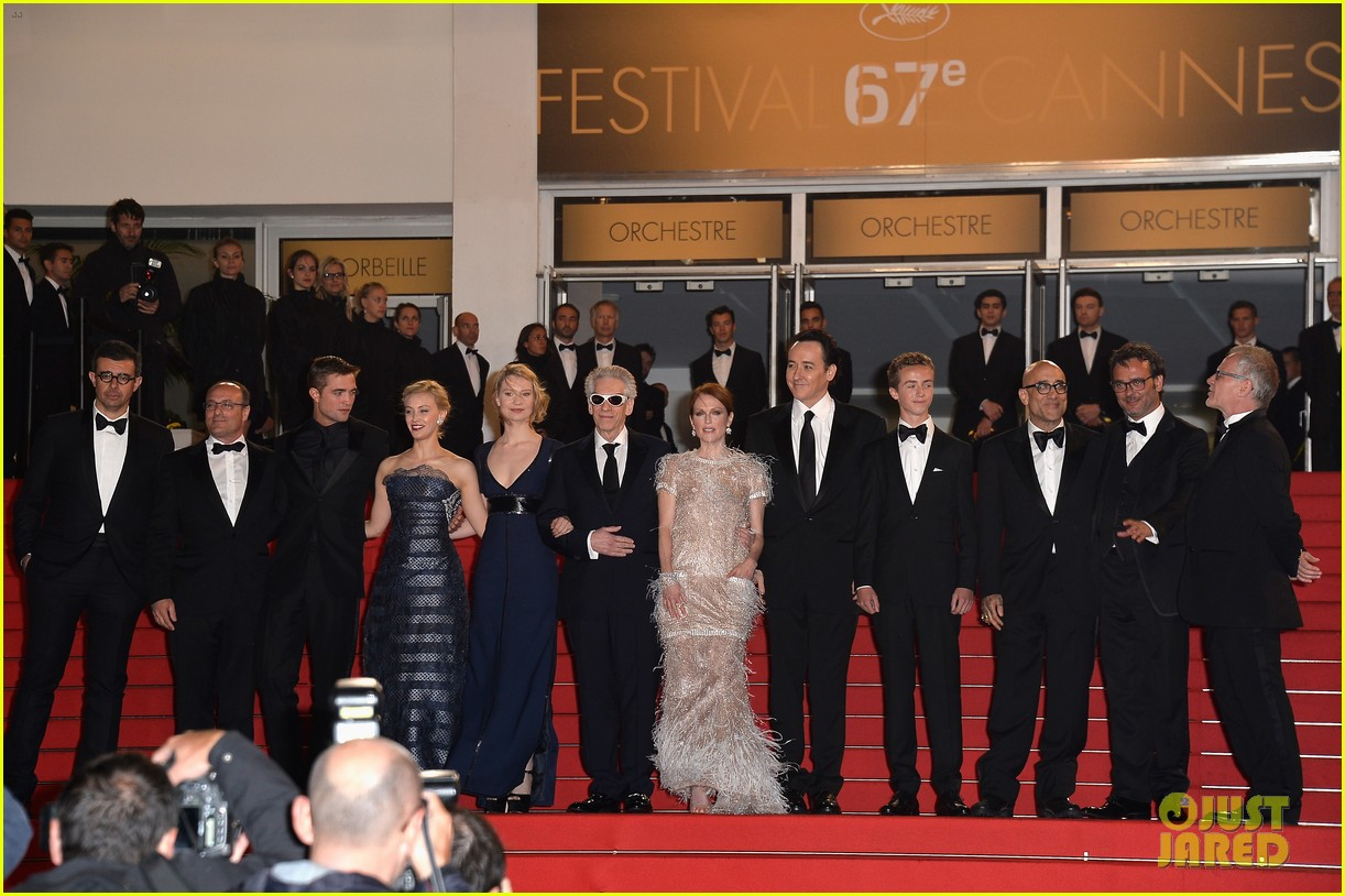 robert pattinson maps to the stars cannes premiere 05