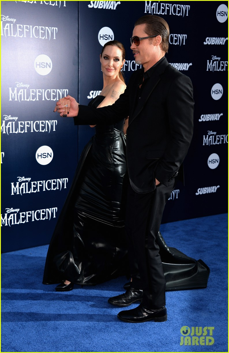 maddox jolie pitt looks so dapper in his suit at maleficent premiere 203123923