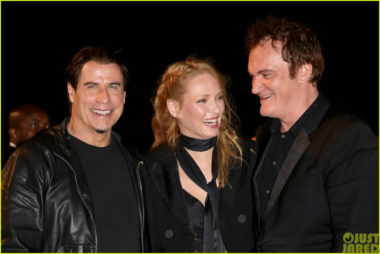 uma thurman john travolta and quentin tarantino reunite for pulp fiction screening at cannes023120827