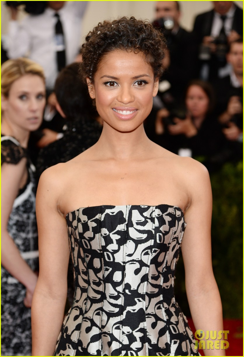 gugu mbatha raw sam reid met ball 2014 043106434