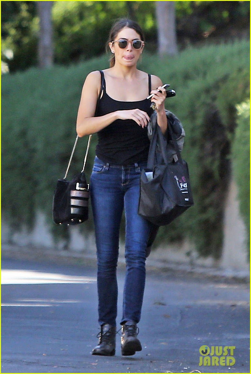 nikki reed steps out after derek hough hookup rumors 013102713