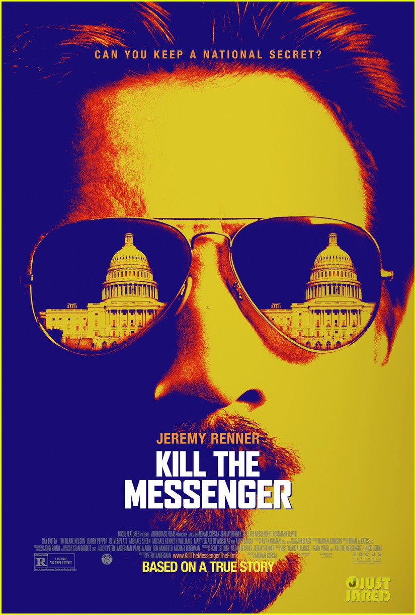 jeremy renner kill the messenger poster 053123399
