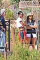 rihanna house hunting in malibu with melissa forde 19