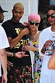 rihanna thinks summer needs to slow down a little in la 04