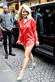 rita ora red bombshell paris 33