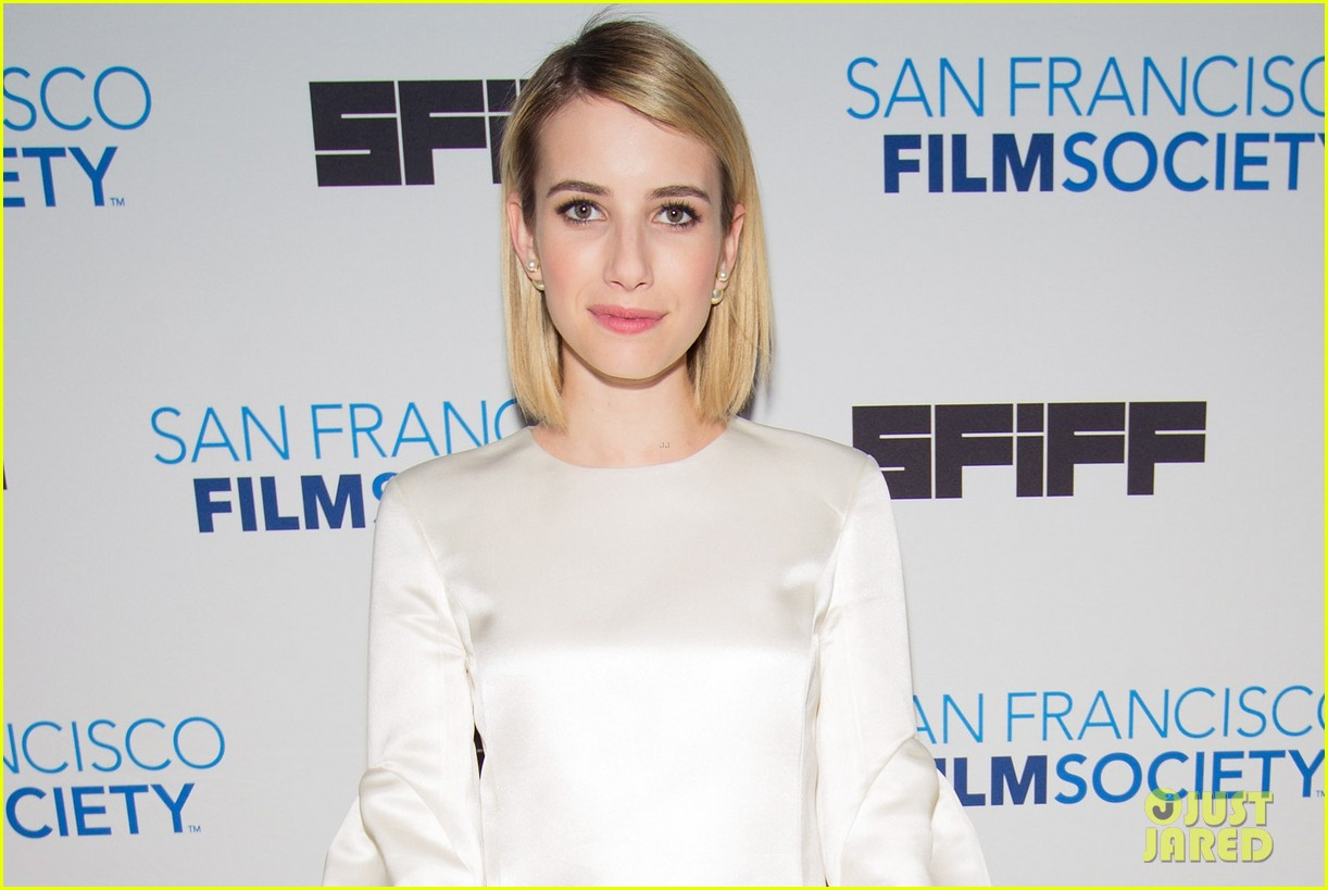 emma roberts is classic in dior for palo alto premiere 043105224