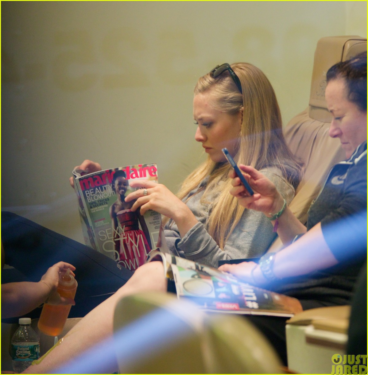 amanda seyfried treats herself to a spa day453120812