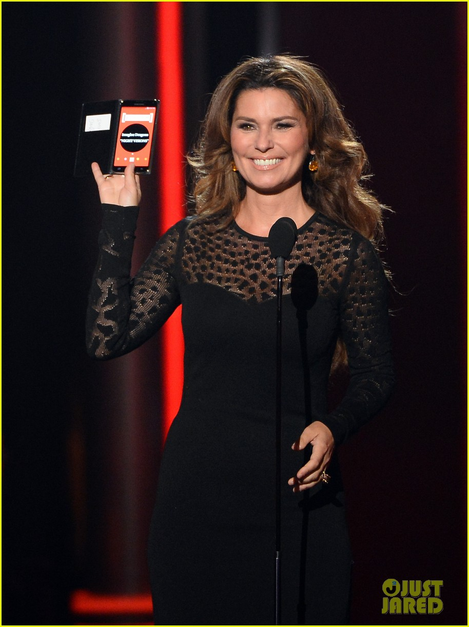 shania twain billboard music awards 2014 03