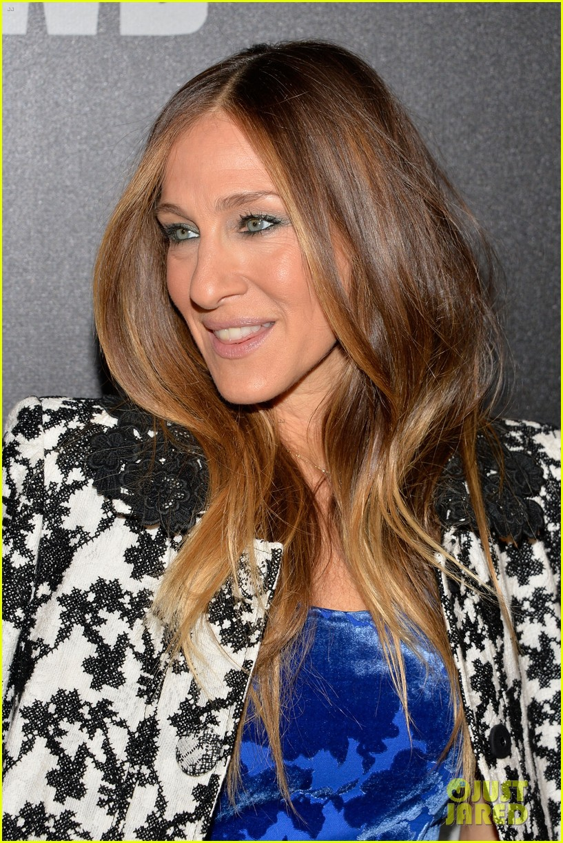 sarah jessica parker anna wintour late night 08