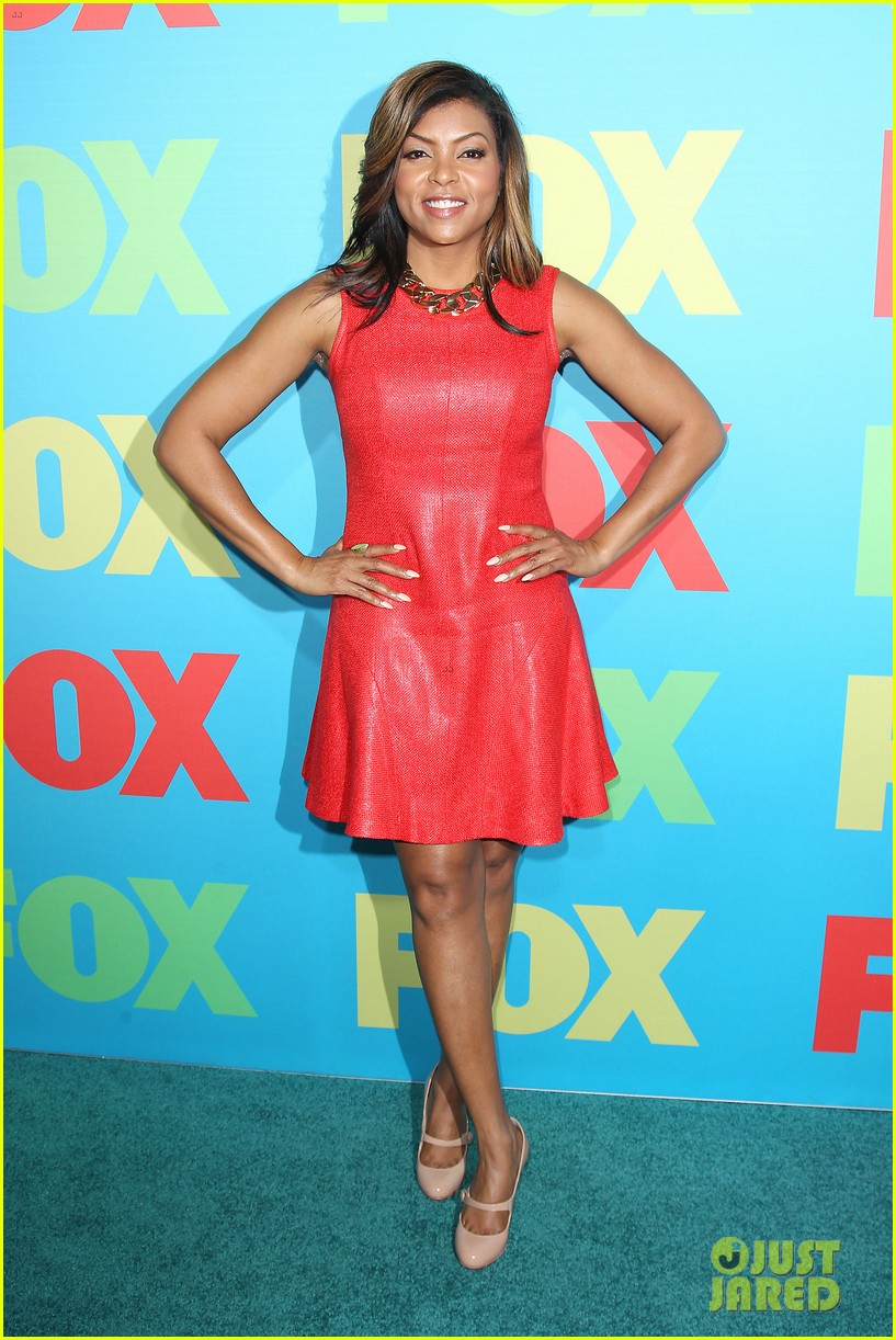 octavia spencer attends fox upfront after insurgent casting 01