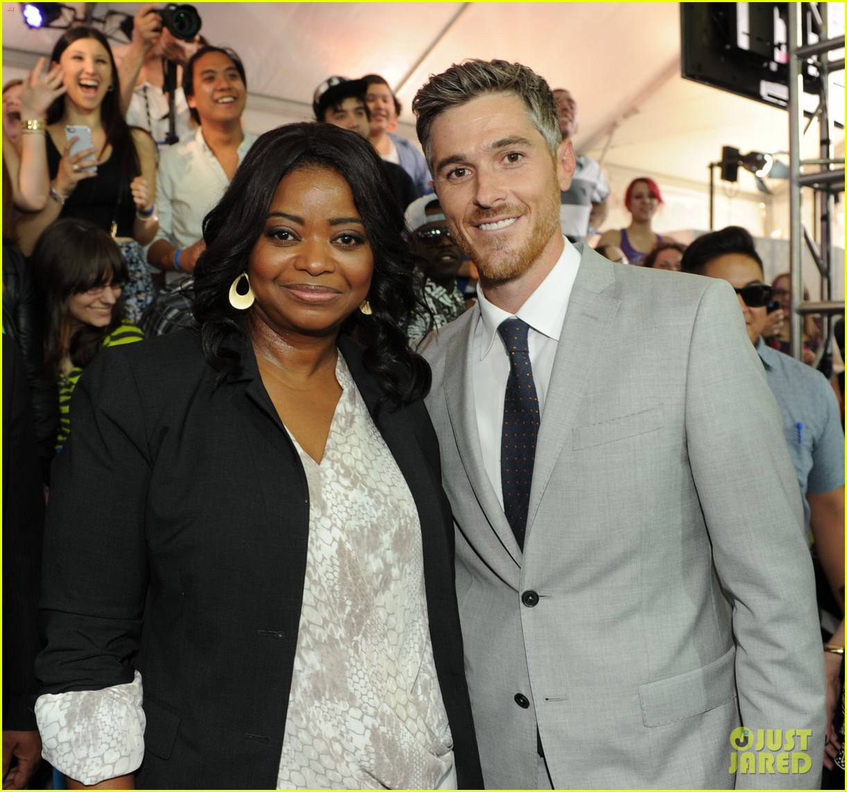 octavia spencer attends fox upfront after insurgent casting 383112205