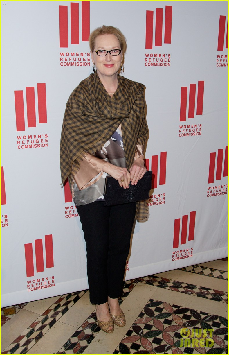 meryl streep voices of courage awards 013103099