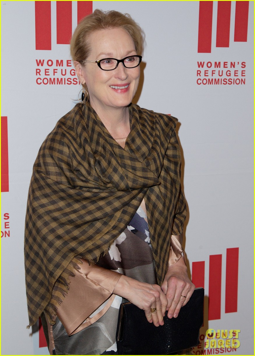 meryl streep voices of courage awards 09