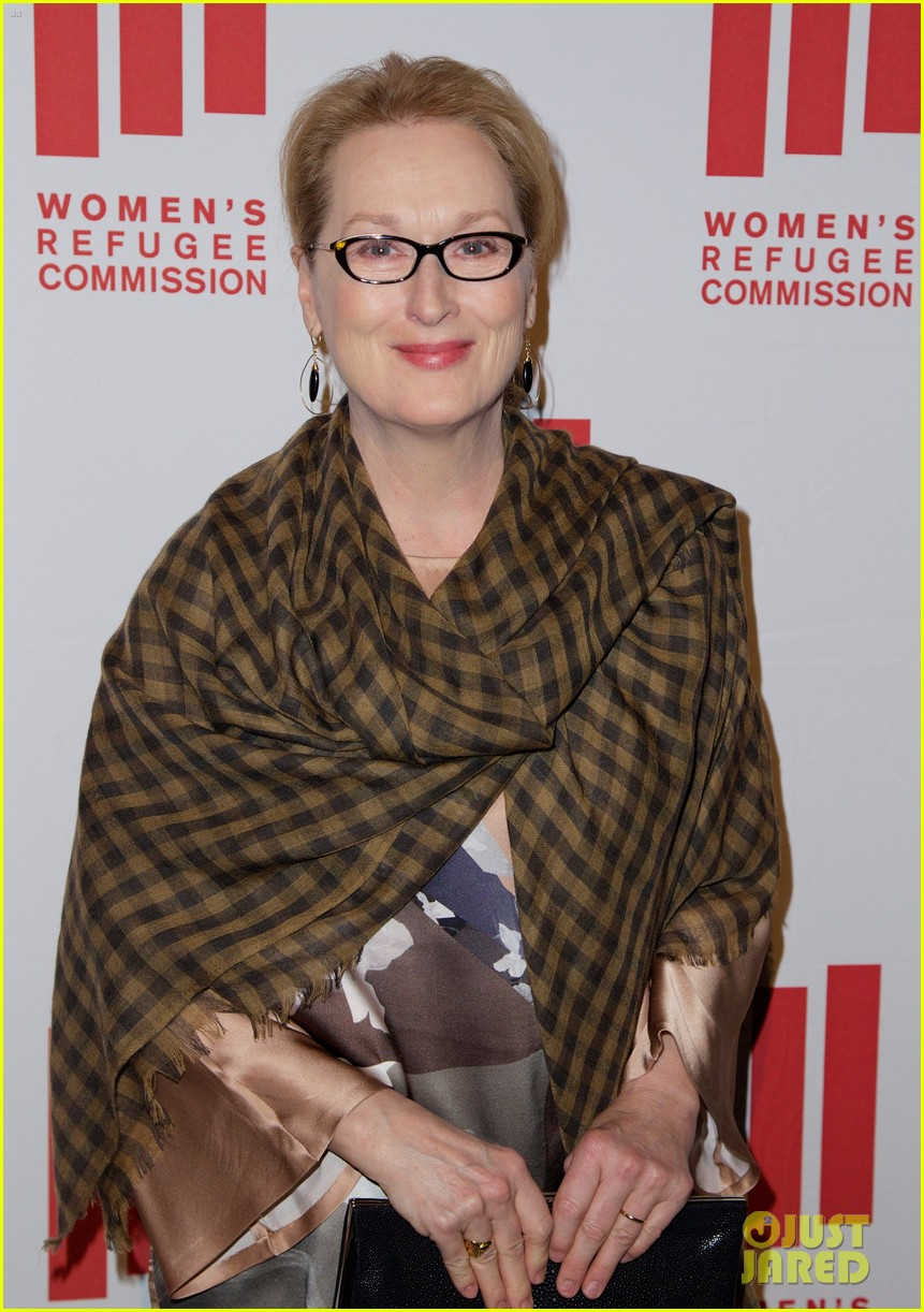 meryl streep voices of courage awards 10