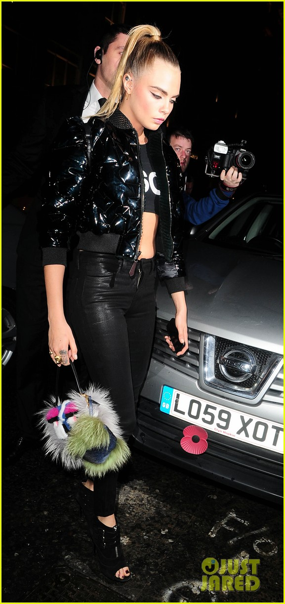 cara delevingne suki waterhouse look so glamorous for night out 233103855