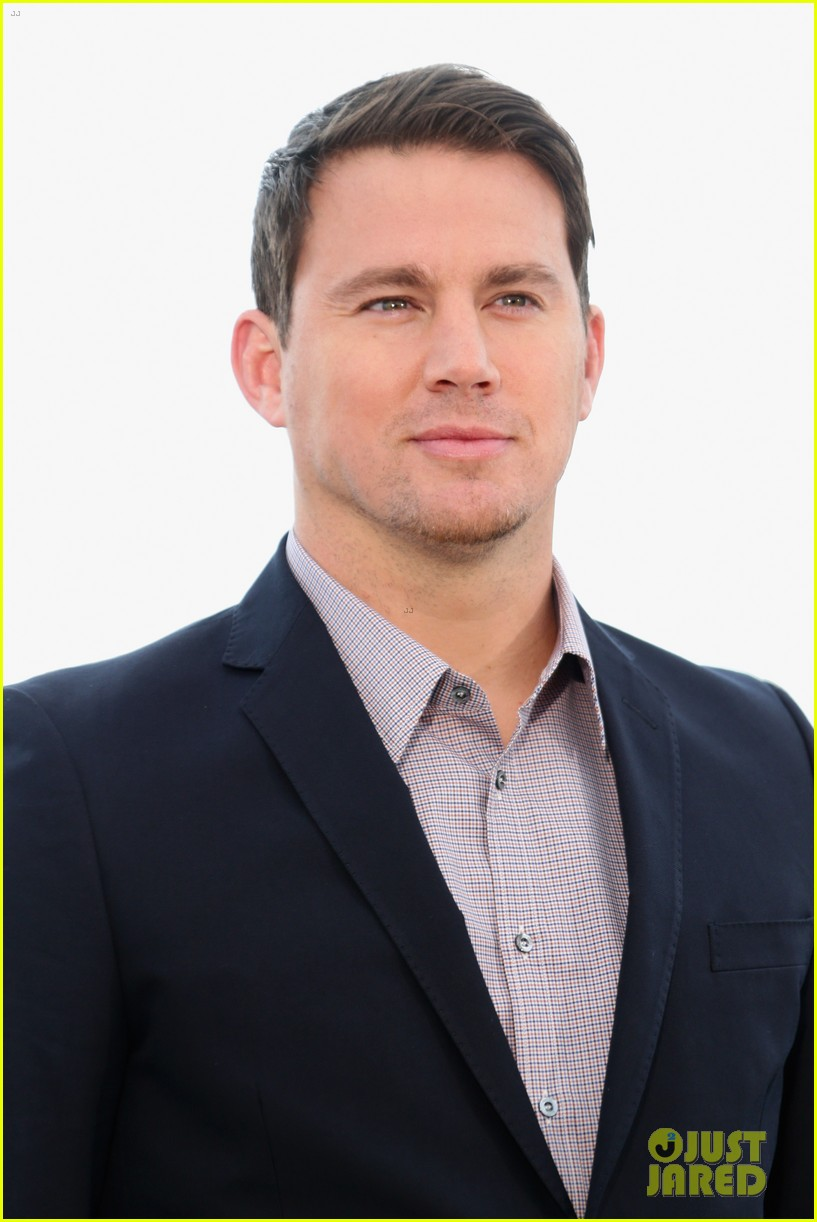 channing tatum foxcatcher cannes photo call 073117325