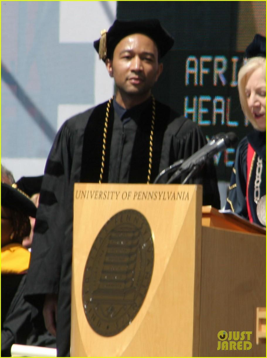 chrissy teigen john legend university of pennsylvania honorary degree 06