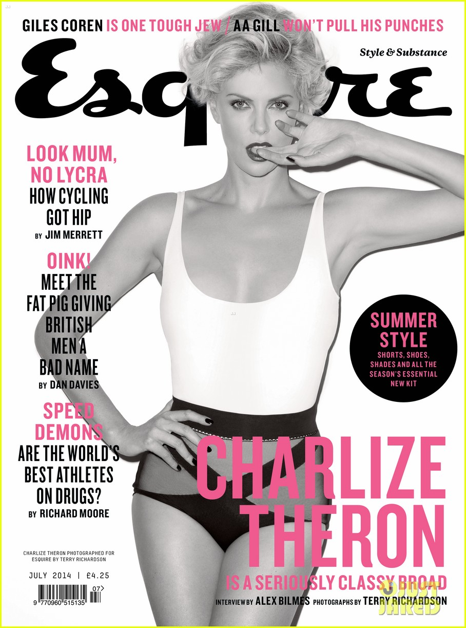 charlize theron covers esquire uk july 2014 013123231