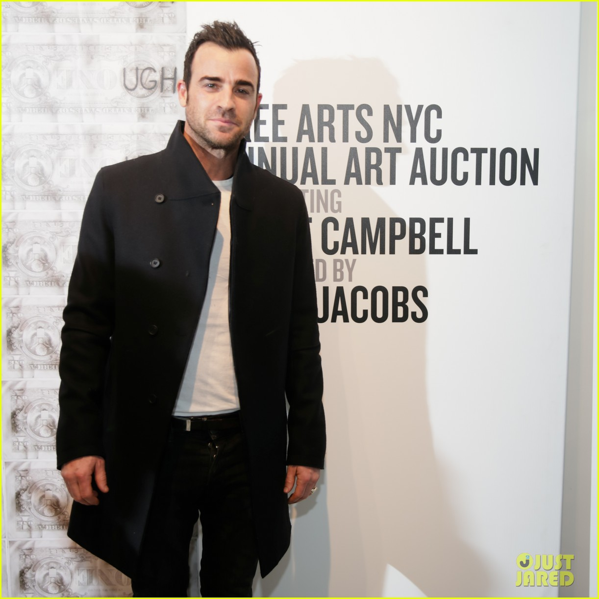 justin theroux lake bell free arts benefit 013103199