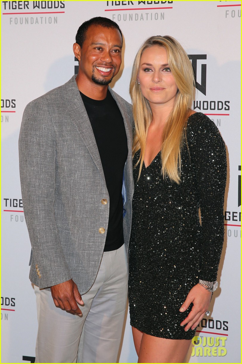 tiger woods lindsey vonn tiger jam rocks vegas 043116206