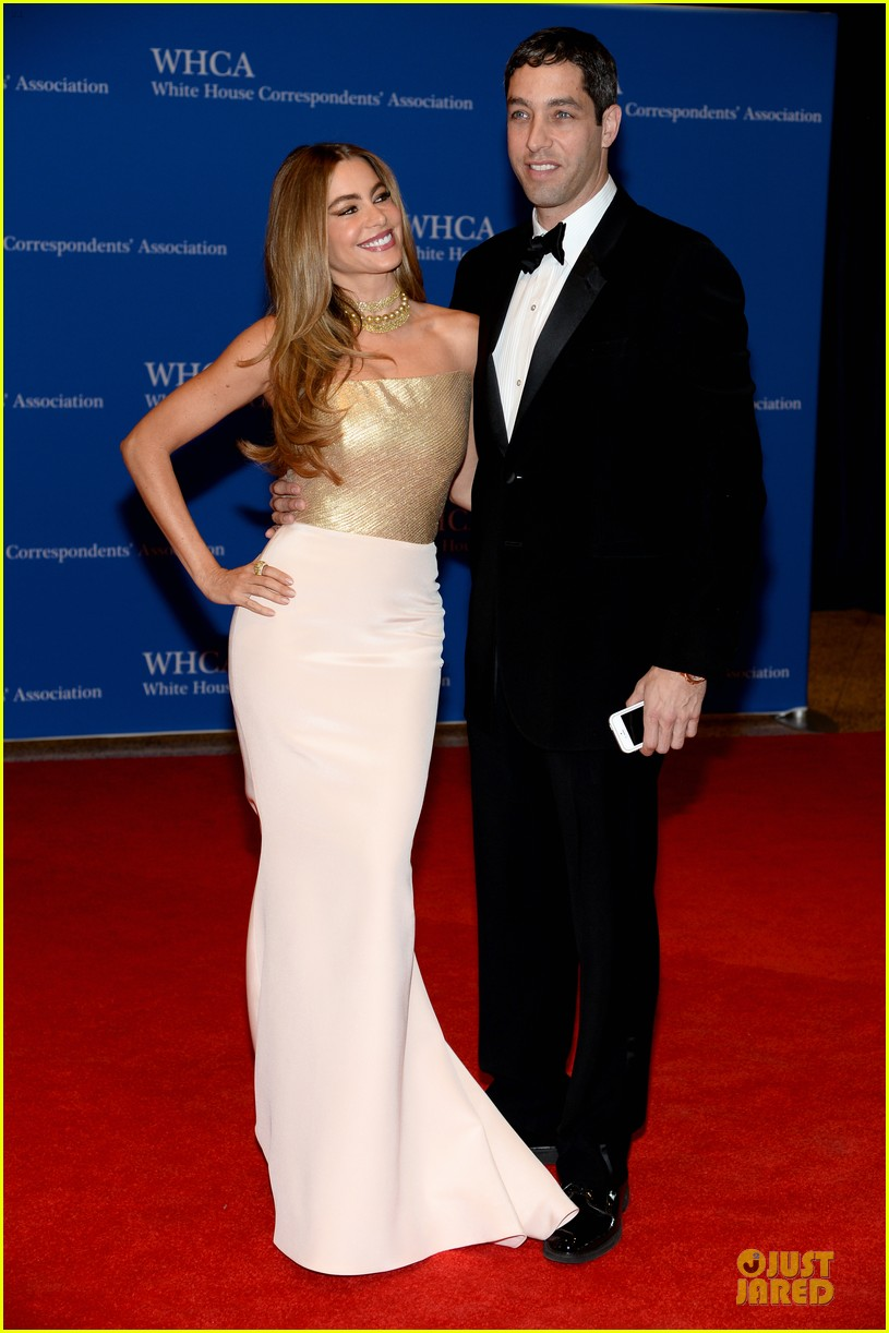 sofia vergara white house dinner 2014 01