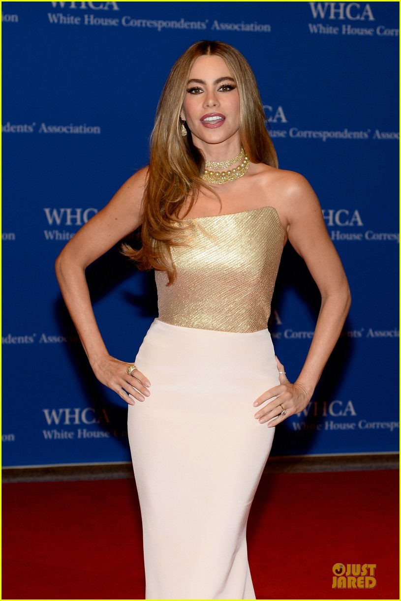 sofia vergara white house dinner 2014 02