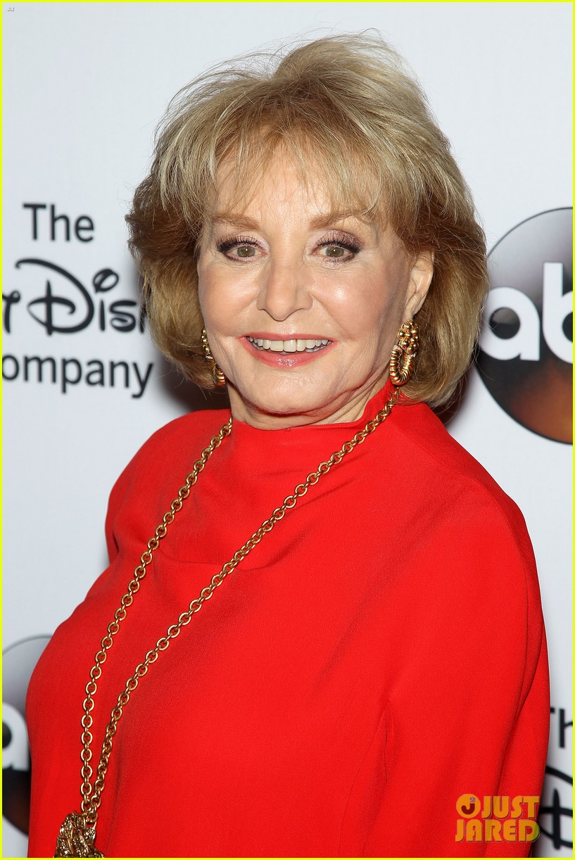 barbara walters joins the view co hosts at celebration 023114353