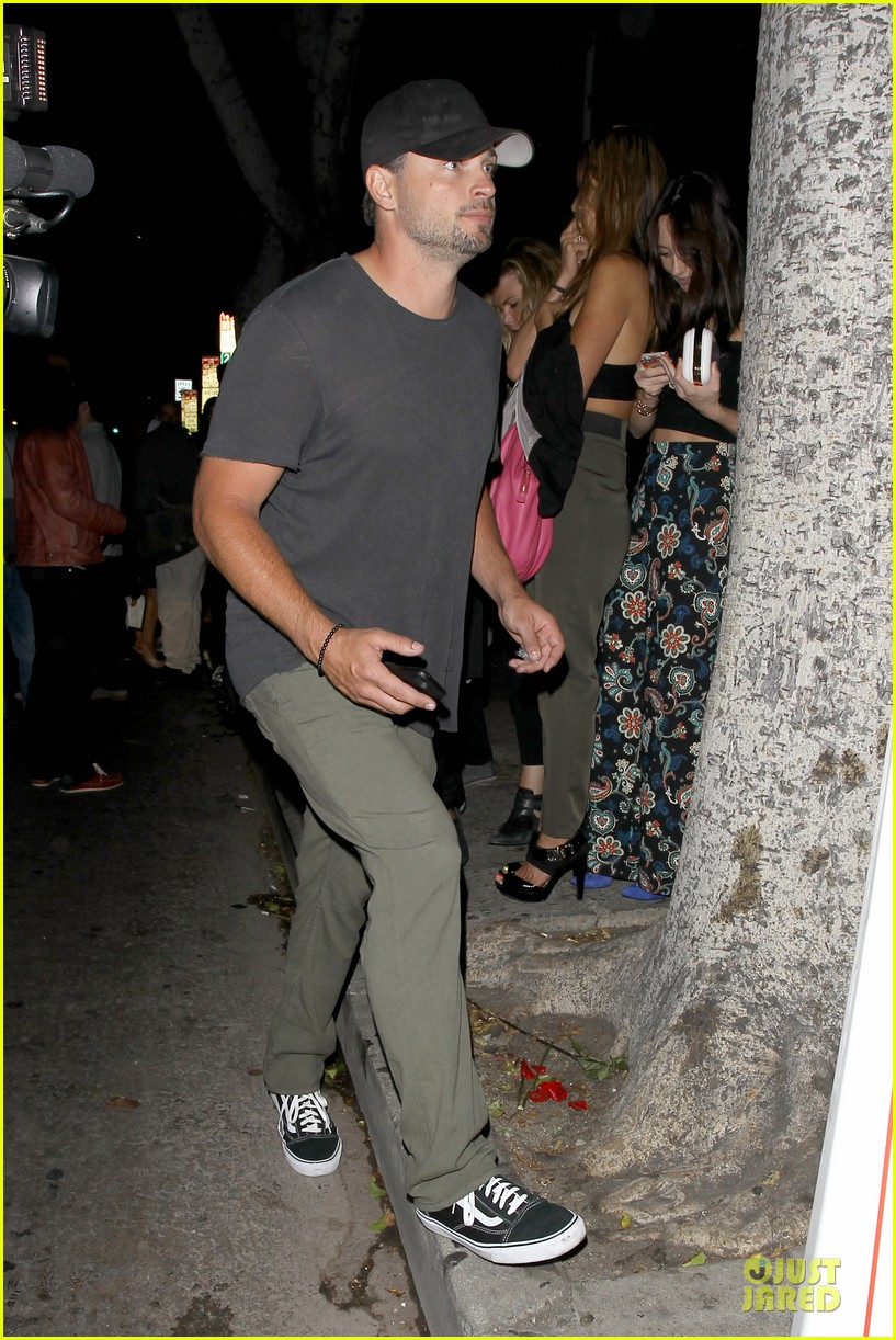 tom welling parties at warwick nightclub 043109965