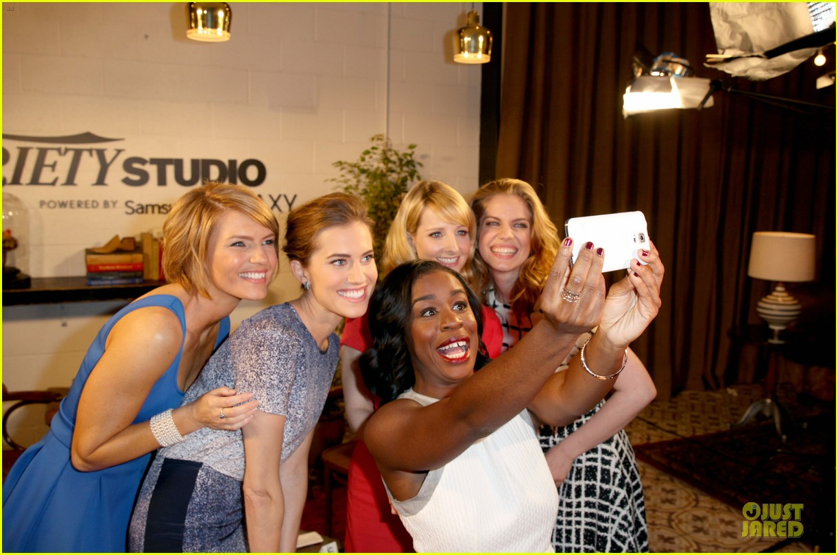 allison williams jtf picture ready at variety studio 023123467