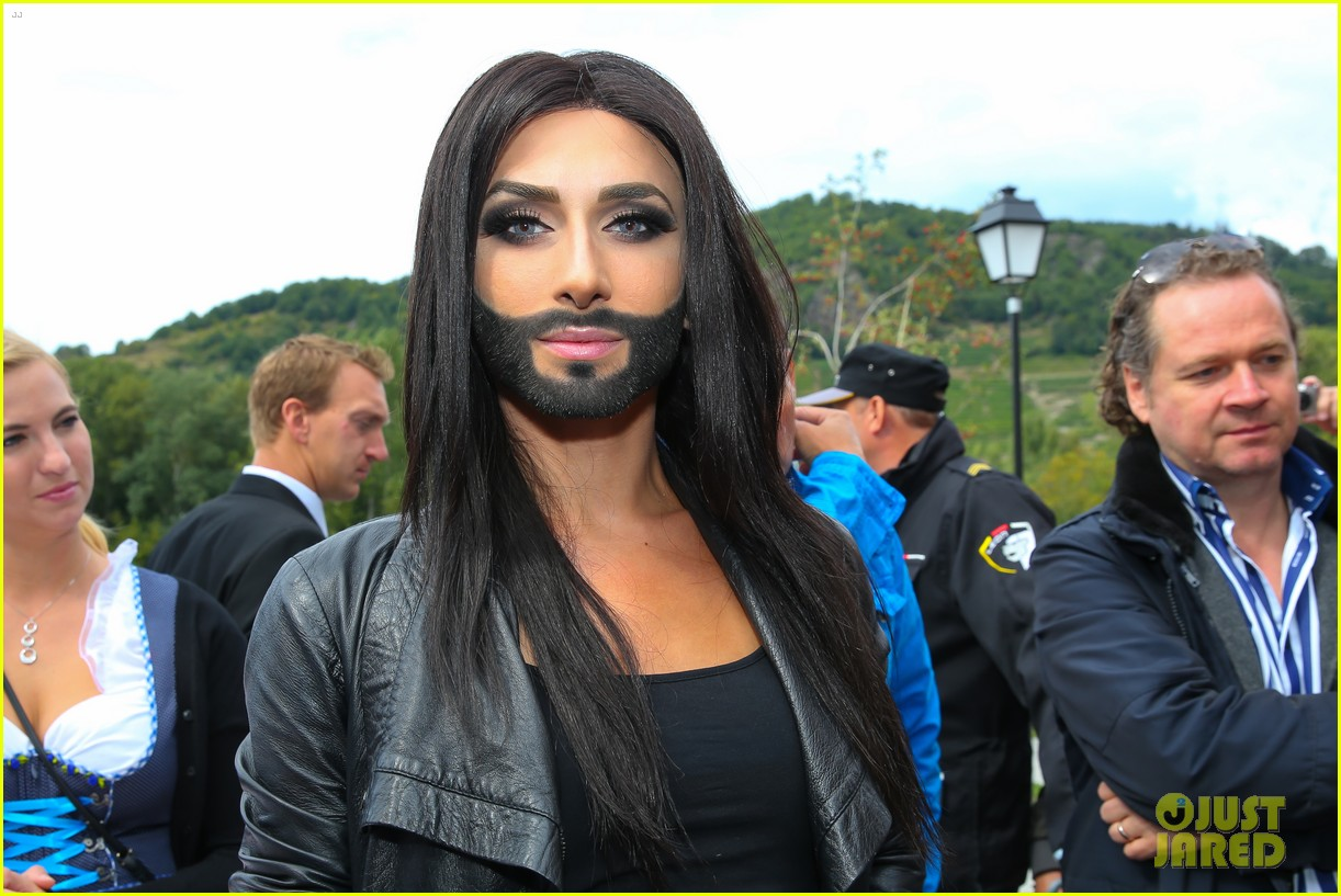 conchita wurst bearded drag queen wins eurovision 07