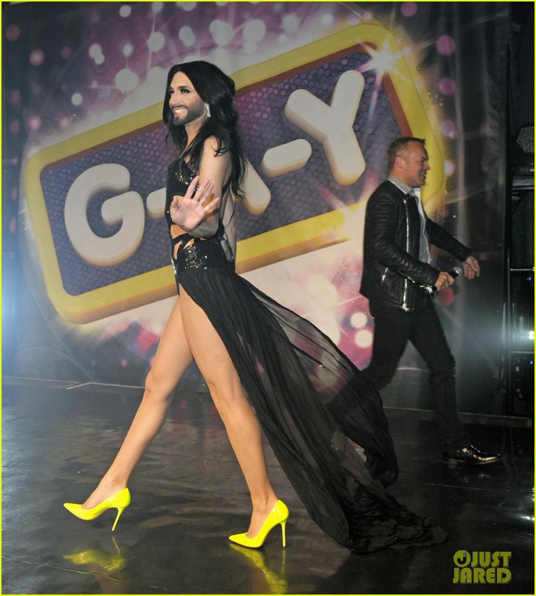 conchita wurst shoots down lady gaga tour rumors 03
