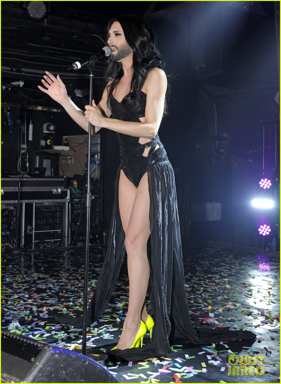 conchita wurst shoots down lady gaga tour rumors 10