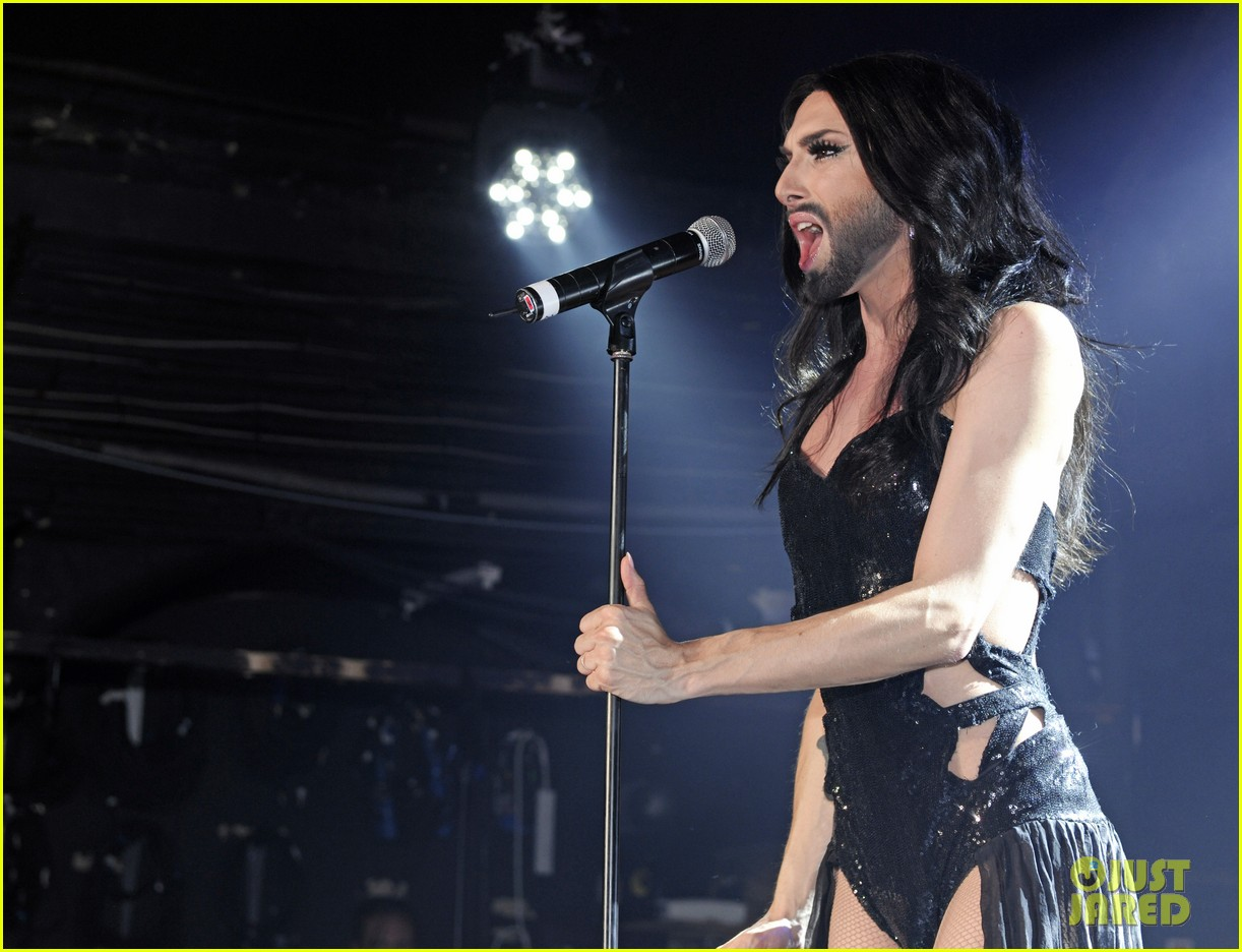 conchita wurst shoots down lady gaga tour rumors 13