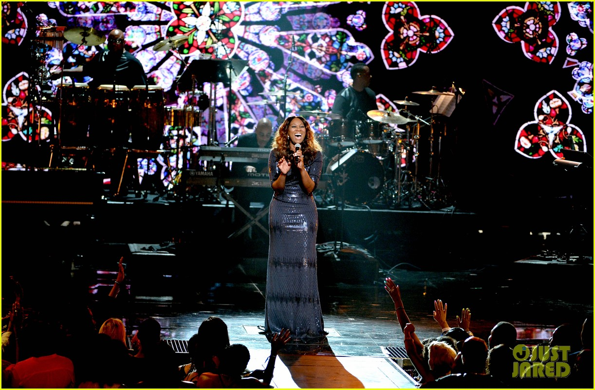 yolanda adams lionel richie bet awards 2014 09